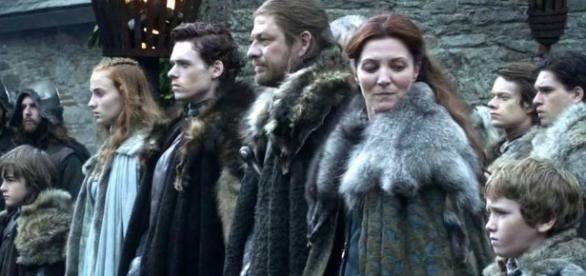 A Casa Stark de Game of Thrones