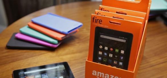 Amazon presentó una tableta de 50 dólares - 17.09.2015 - LA NACION - com.ar