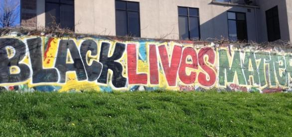 Black Lives matter graffiti (Pixabay)