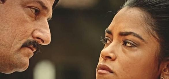 Carlos e Luzia fizeram um pacto (Divulgação/Globo)