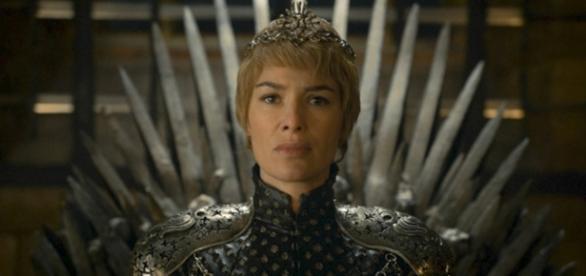 Cersei conquistou o Trono de Ferro no fim da sexta temporada (Foto: HBO)
