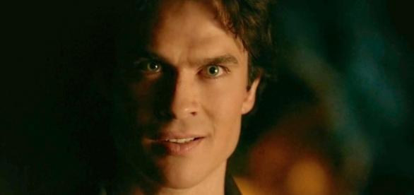 The Vampire Diaries: Damon Salvatore (Foto: Screencap/CW)
