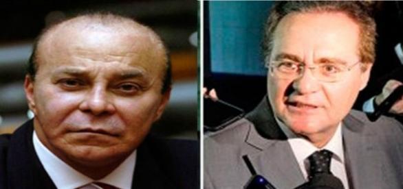 Deputado cearense teria agido como representante de Renan Calheiros