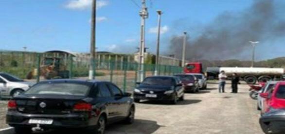 Drones são usados para monitorar rebeliões prisionais no estado do Ceará