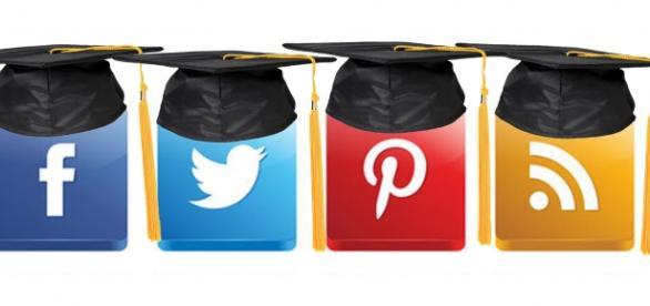 Facebook, Twitter, Pinterest and sharing. MkhMarketing/Flickr.