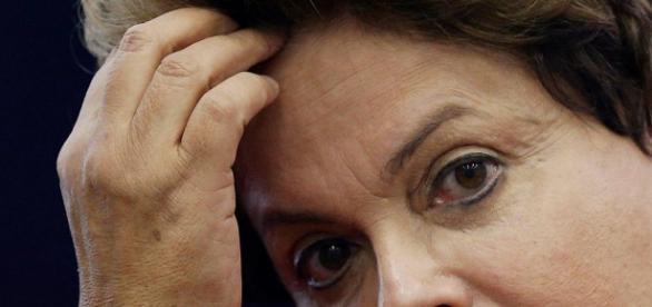 Foto: Presidente afastada, Dilma Rousseff (PT)