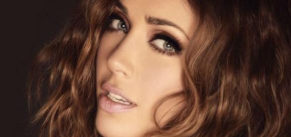 Imagem: Anahí (cantora e atriz mexicana)