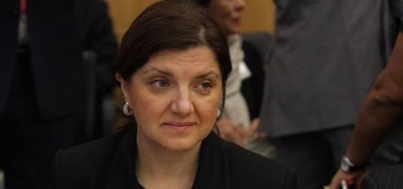 Ministrul Justiției, Raluca Prună. Foto: Facebook