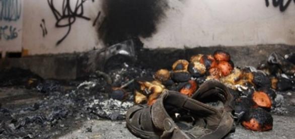 Morador de rua é incendiado na Bahia