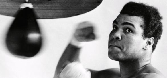 Muhammad Ali sofria de Mal de Parkinson