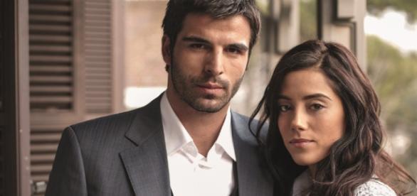 Casal protagonista de 'Sila' (Foto: Divulgação)