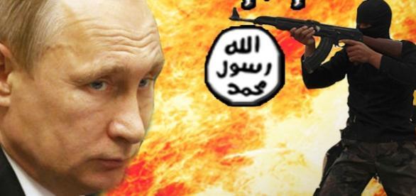 Răzbunarea lui Putin! Atacul final asupra capitalei ISIS Raqqa