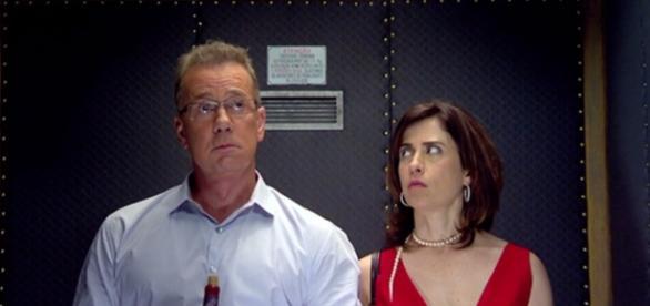 Rui e Vani fizeram história na tela da Globo e nos cinemas (Divulgação/Globo)