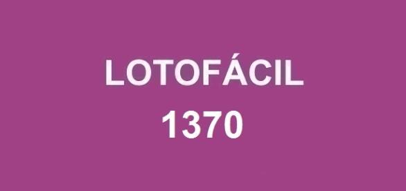 Segundo sorteio realizado pela Caixa na loto de junho; Resultado da Lotofácil 1370 com prêmio de R$ 1,7 milhão.