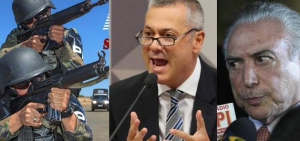 Temer demite Ministro da AGU após carteirada