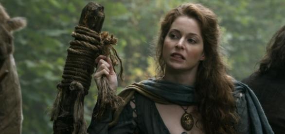 A atriz participou de várias temporadas de GOT (Foto: HBO)