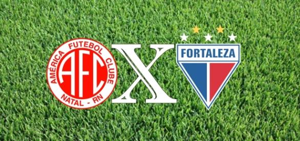 América-RN x Fortaleza: transmissão ao vivo na TV