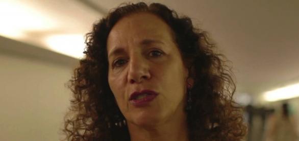 Deputada federal Jandira Feghali do PCdoB/RJ