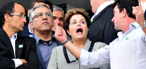 Dilma nega pedido a Marcel Odebrecht e se diz caluniada