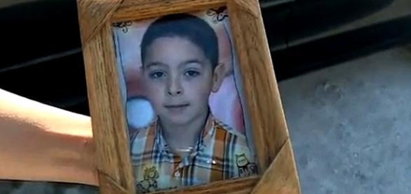 Hamza morreu a poucos metros da sua casa
