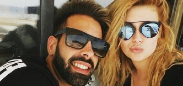 Pedro Almeida é o novo namorado da Bernardina