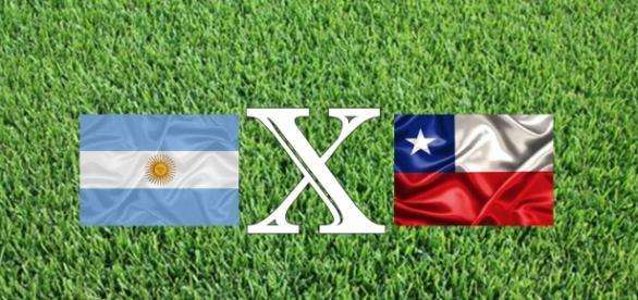 Argentina x Chile: ao vivo na TV e online