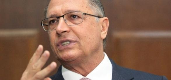 Geraldo Alckmin - Foto/Reprodução: TV Globo