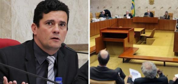 Juiz Sérgio Moro e Supremo Tribunal Federal: a busca pelos criminosos