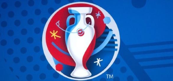 Logo Euro 2016. Mistrzostwa Europy we Francji