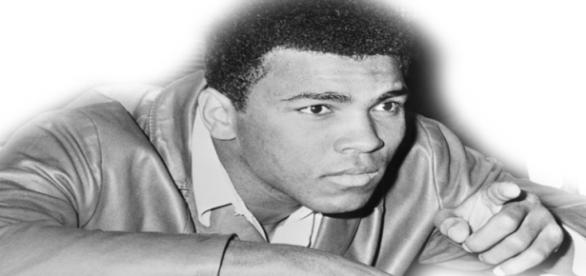 Muhammad Ali, el mejor boxeador