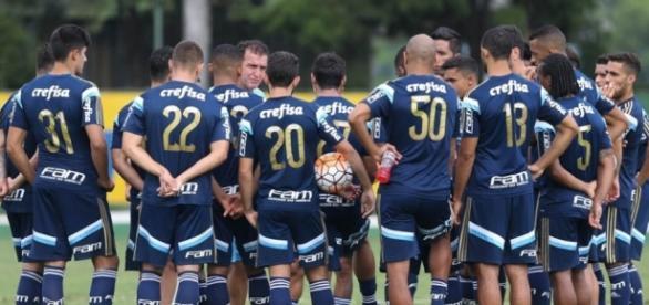 Palmeiras vive bom momento no Brasileirão