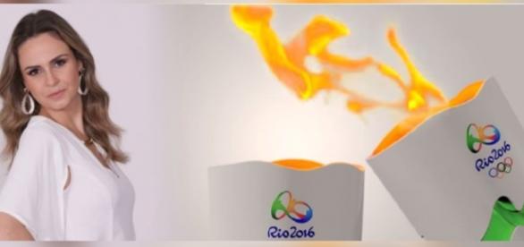 Tocha Olimpíca será carregada pela mineira