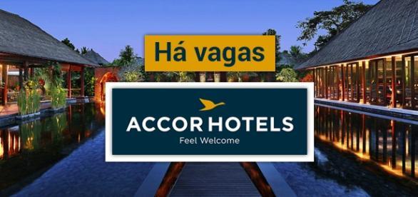 Vagas na Rede Accor Hotels - Foto: Reprodução Accorhotels