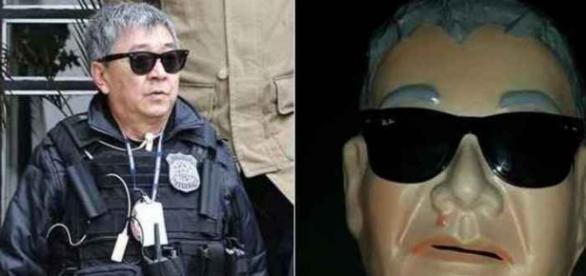 25.000 máscaras do 'Japonês da Federal' foram vendidas
