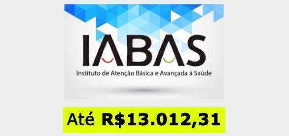 IABAS oferece salário acima de R$ 13 mil em concurso