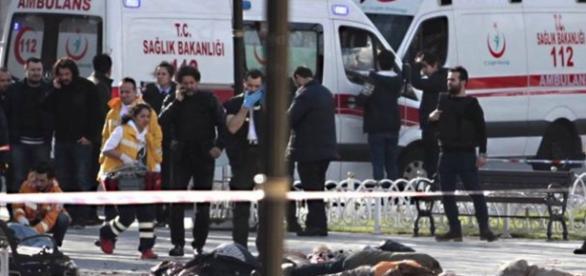Istambul sofre o quarto ataque terrorista, com 11 vítimas fatais e 36 feridos