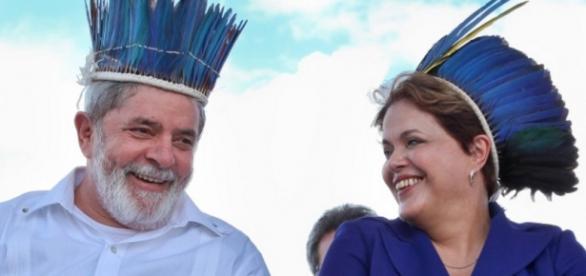 Lula e Dilma - Foto/Imagem: Google