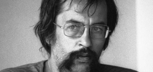 O escritor e poeta Paulo Leminski