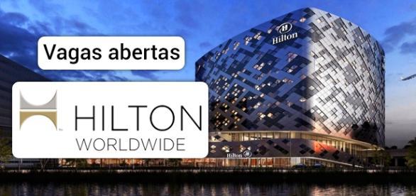 Rede de hotéis Hilton tem centenas de vagas abertas - Foto: Reprodução Passengerterminaltoday