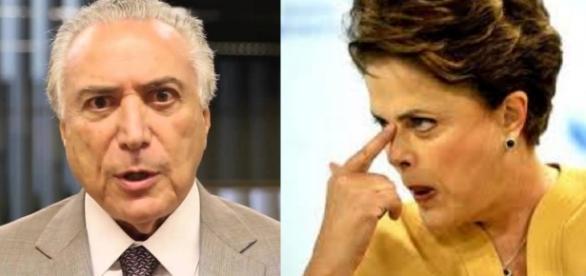 Temer tira avião de Dilma e FAB transportará órgão