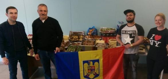 Un român sare în ajutorul celor din Anglia