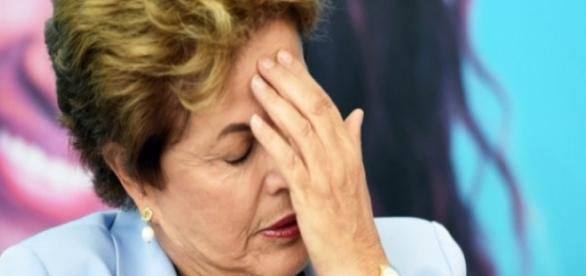 Assessoria de Dilma criticou divulgação das informações pelo Palácio do Planalto