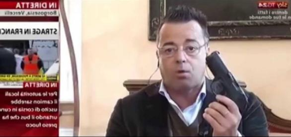 Buonanno è stato ucciso, questo è quanto supposto da Armando Manocchia.