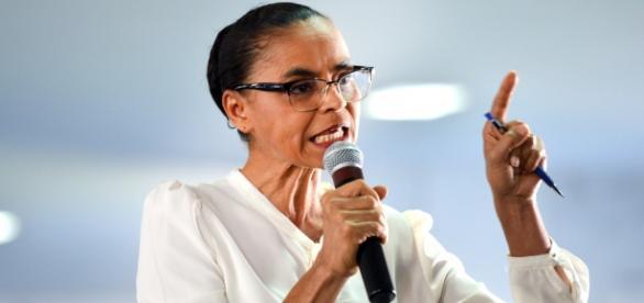 Marina Silva defende eleições antecipadas Foto: Elza Fiuza/Agência Brasil