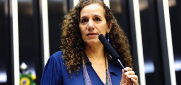 Jandira Feghali - Imagem/Foto: Google