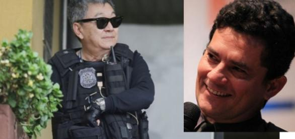 Japonês da federal é preso e causa polêmica