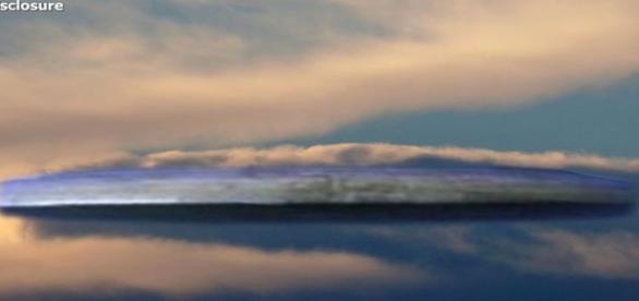 Ovnis estariam se escondendo entre as nuvens lenticulares
