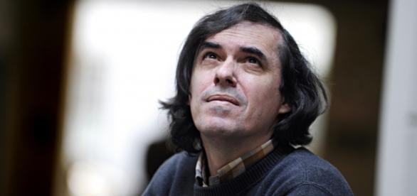 Scriitorul Mircea Cărtărescu. Foto: pressalert.ro