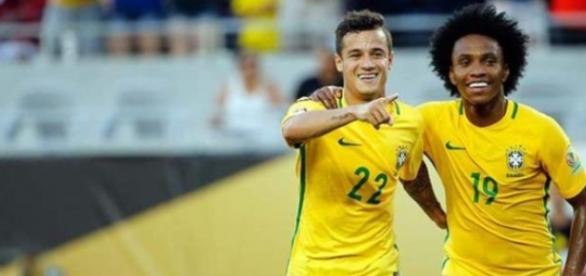 Seleção brasileira vence o Haiti por 7 a 1