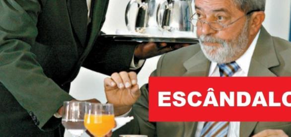 Garçom de Lula é acusado de receber e esconder propina